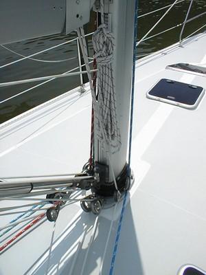 Boat Rigging And Mast Repair